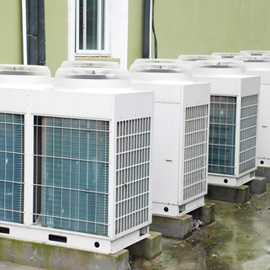 Commercial Air Conditioning & Heating